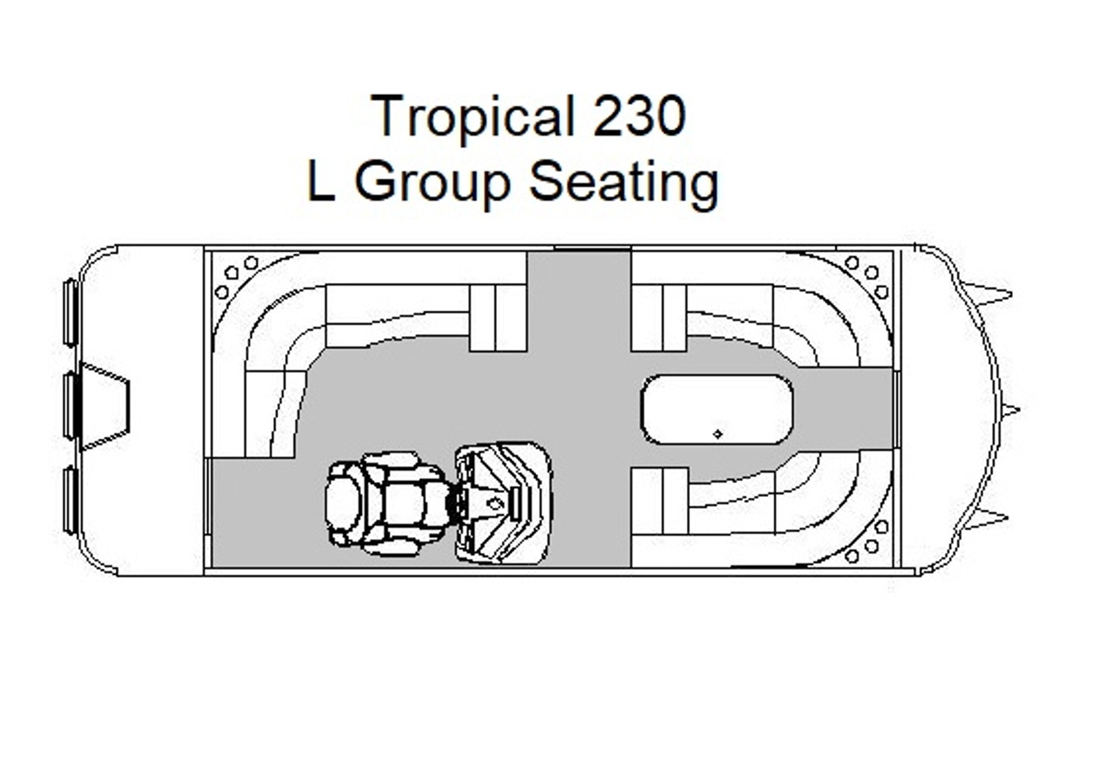 23 Tropical Bimini