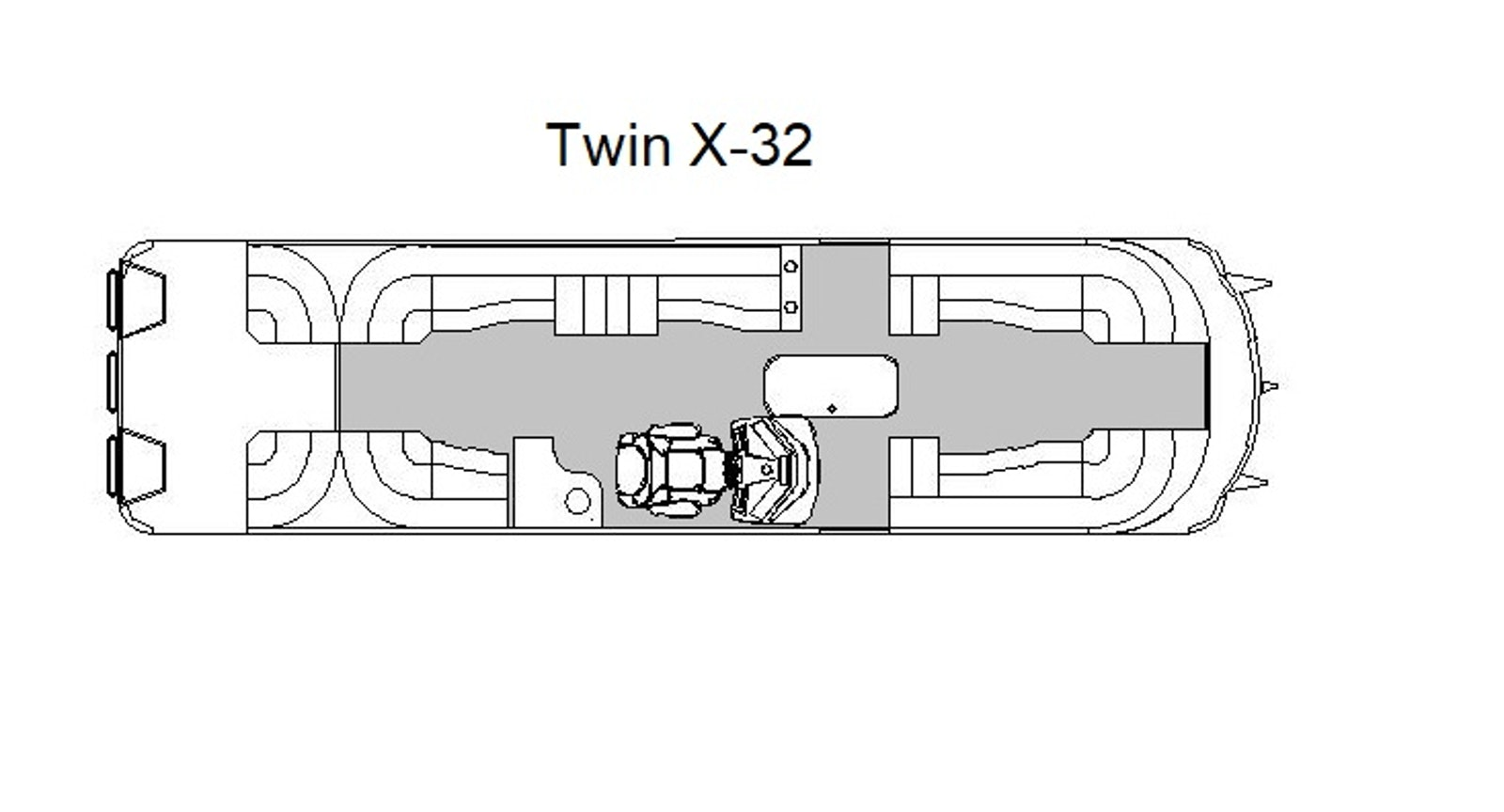The Aloha Twin X-32
